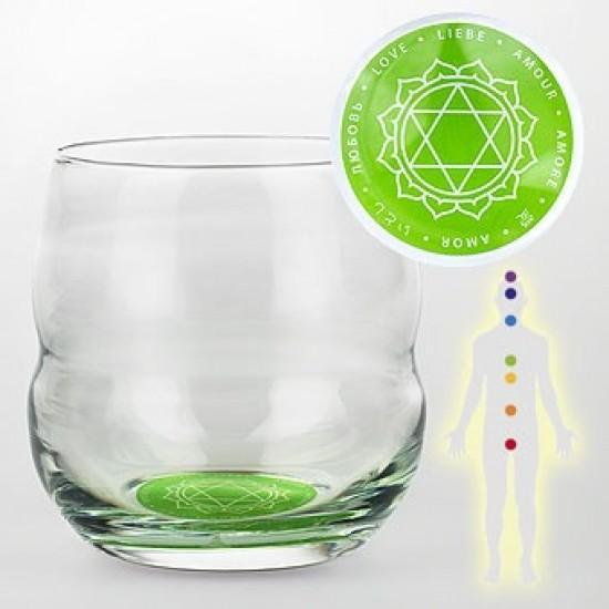 Nature's Design stiklinė Meilė