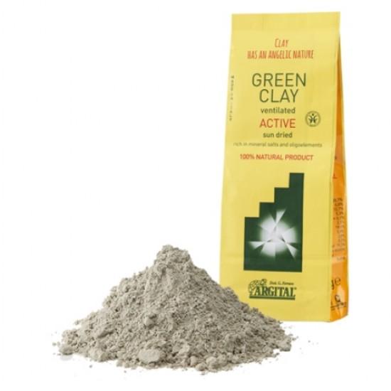 Žaliasis molis Argital